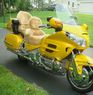 2002 Honda GoldWing 1800 GL