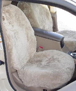 Blacksheep Trading Company Sheepskin Auto Seat Covers