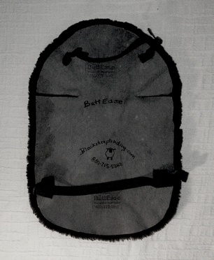 ButtEase Pad DualSport Back