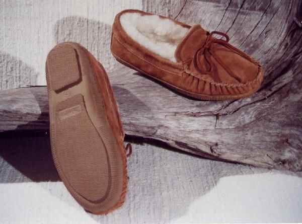 Low Moccasin