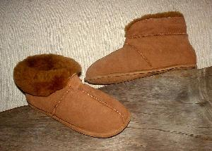 Men's Sheepskin Slippers NS100m
